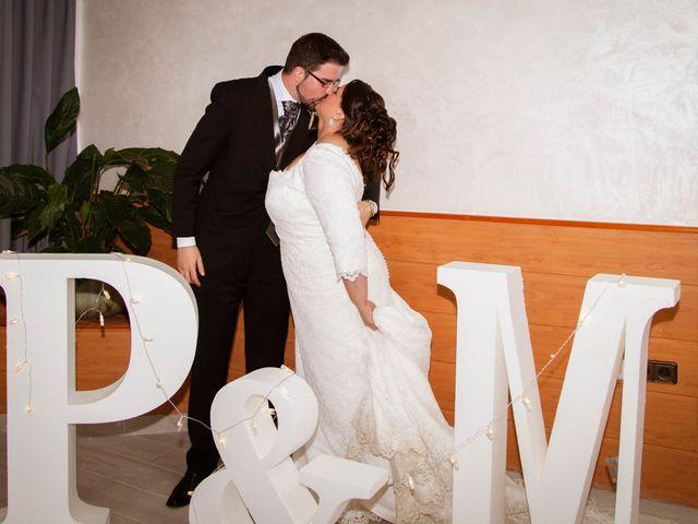 La boda de Mónica Mª y Pedro L. en Aljucer, Murcia 39