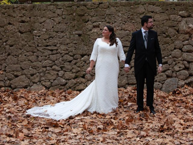 La boda de Mónica Mª y Pedro L. en Aljucer, Murcia 41