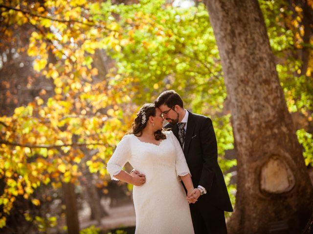 La boda de Mónica Mª y Pedro L. en Aljucer, Murcia 42