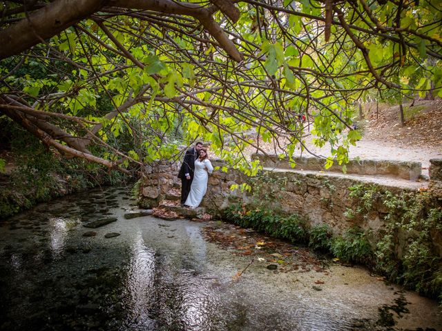 La boda de Mónica Mª y Pedro L. en Aljucer, Murcia 46