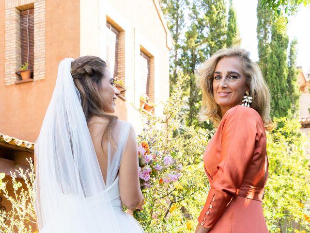 La boda de Cristina y Andrés en Trujillo, Cáceres 12