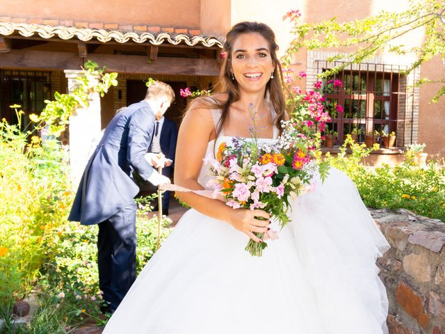 La boda de Cristina y Andrés en Trujillo, Cáceres 16