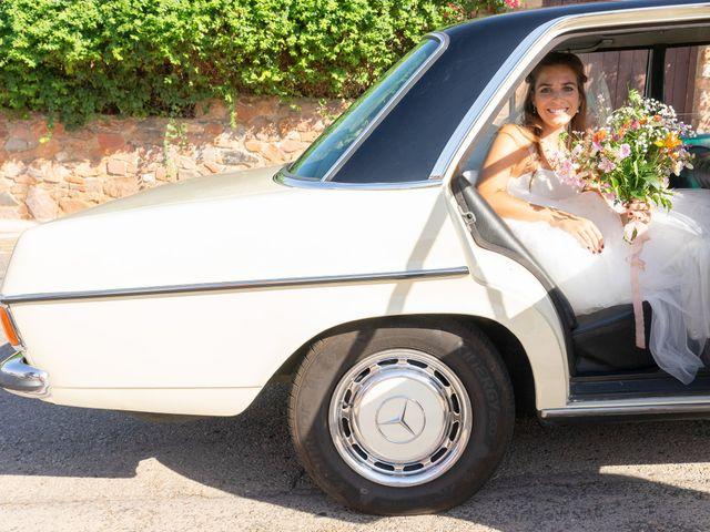 La boda de Cristina y Andrés en Trujillo, Cáceres 17