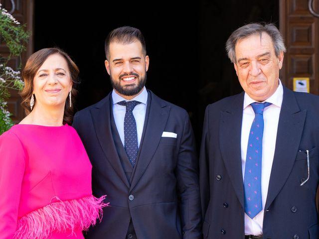 La boda de Cristina y Andrés en Trujillo, Cáceres 18