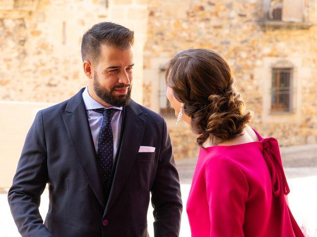 La boda de Cristina y Andrés en Trujillo, Cáceres 19