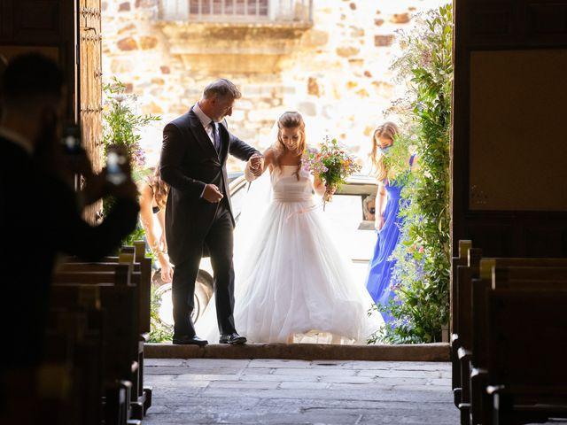 La boda de Cristina y Andrés en Trujillo, Cáceres 21