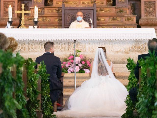 La boda de Cristina y Andrés en Trujillo, Cáceres 26