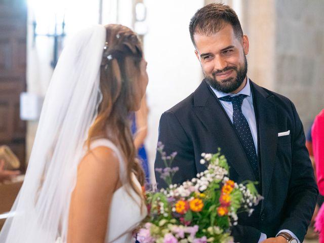 La boda de Cristina y Andrés en Trujillo, Cáceres 35