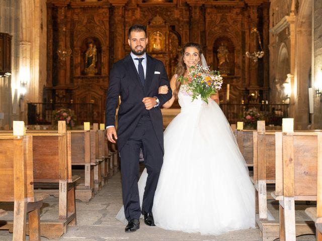 La boda de Cristina y Andrés en Trujillo, Cáceres 39