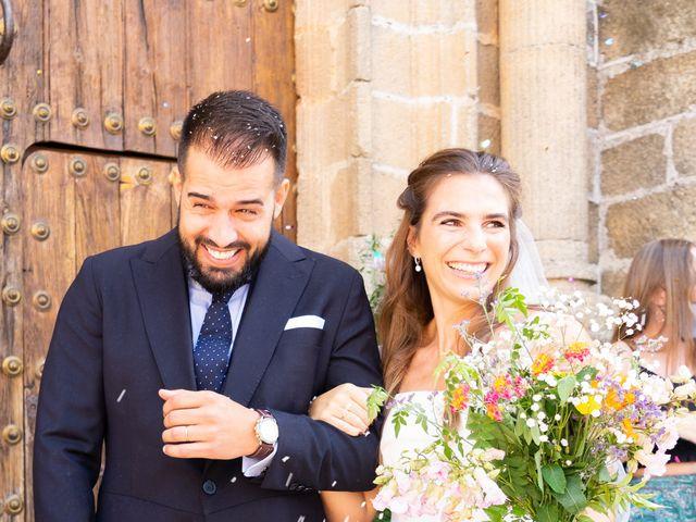 La boda de Cristina y Andrés en Trujillo, Cáceres 41