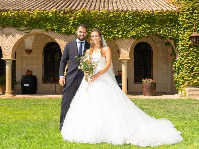 La boda de Cristina y Andrés en Trujillo, Cáceres 42