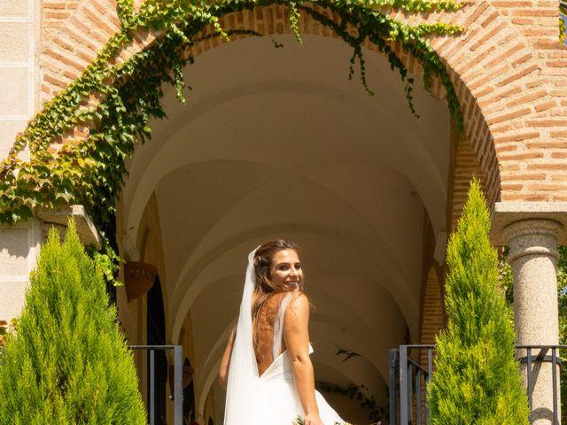 La boda de Cristina y Andrés en Trujillo, Cáceres 46