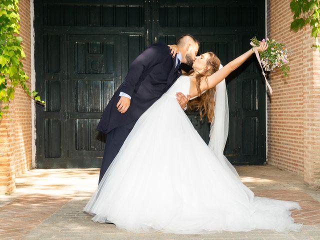 La boda de Cristina y Andrés en Trujillo, Cáceres 48