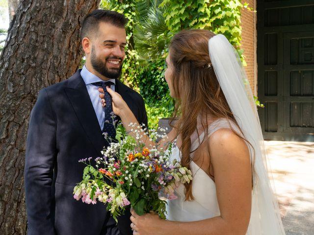 La boda de Cristina y Andrés en Trujillo, Cáceres 49