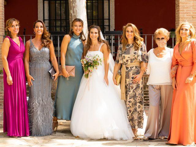 La boda de Cristina y Andrés en Trujillo, Cáceres 55