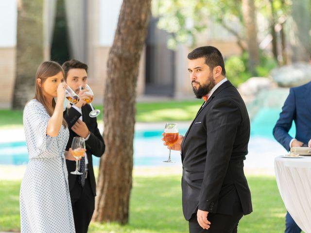 La boda de Cristina y Andrés en Trujillo, Cáceres 57