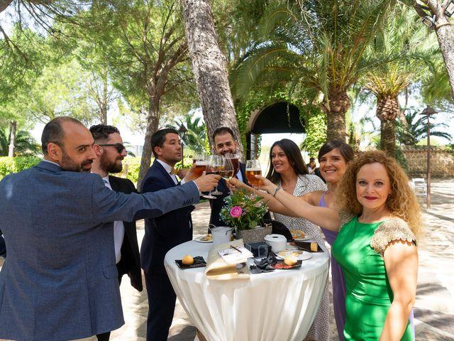 La boda de Cristina y Andrés en Trujillo, Cáceres 58