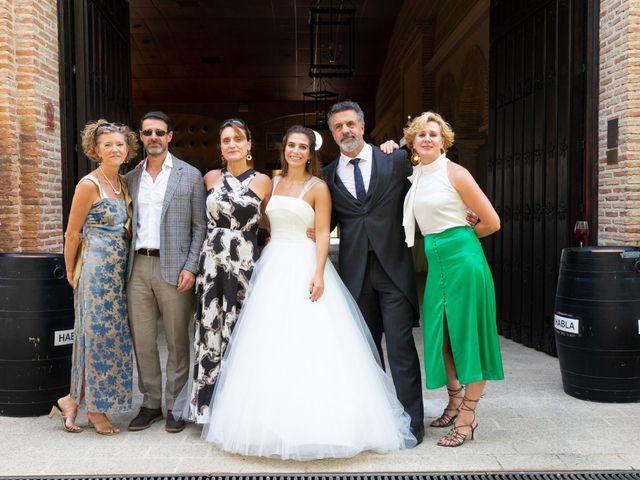 La boda de Cristina y Andrés en Trujillo, Cáceres 59