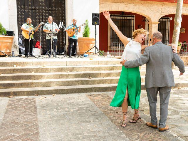 La boda de Cristina y Andrés en Trujillo, Cáceres 63