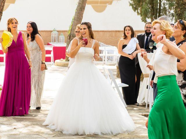 La boda de Cristina y Andrés en Trujillo, Cáceres 65