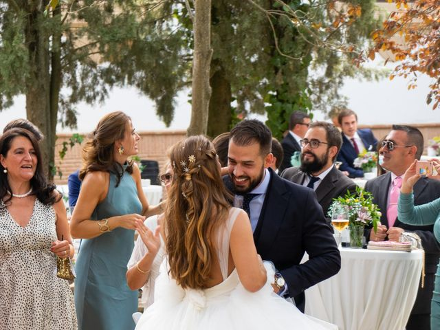 La boda de Cristina y Andrés en Trujillo, Cáceres 69