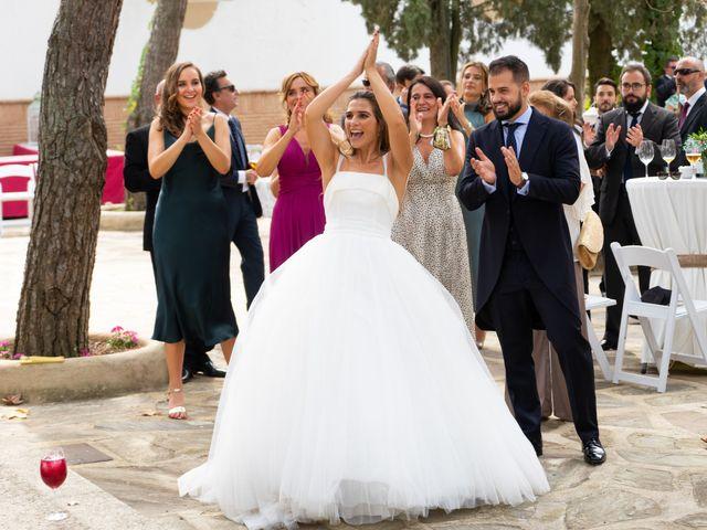 La boda de Cristina y Andrés en Trujillo, Cáceres 70