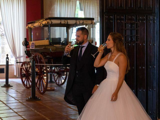 La boda de Cristina y Andrés en Trujillo, Cáceres 72