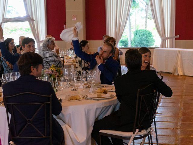 La boda de Cristina y Andrés en Trujillo, Cáceres 73