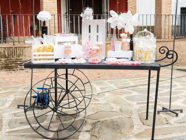 La boda de Cristina y Andrés en Trujillo, Cáceres 75