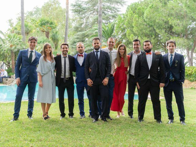 La boda de Cristina y Andrés en Trujillo, Cáceres 80