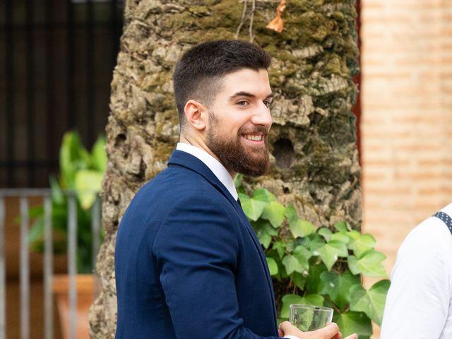 La boda de Cristina y Andrés en Trujillo, Cáceres 81
