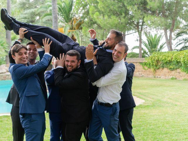 La boda de Cristina y Andrés en Trujillo, Cáceres 82