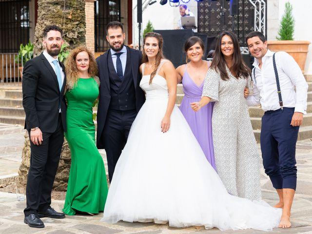 La boda de Cristina y Andrés en Trujillo, Cáceres 84