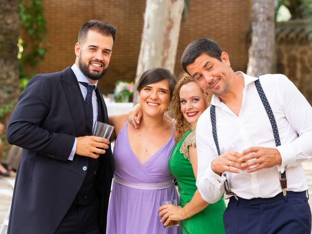 La boda de Cristina y Andrés en Trujillo, Cáceres 86