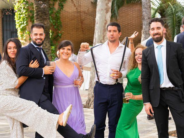 La boda de Cristina y Andrés en Trujillo, Cáceres 87