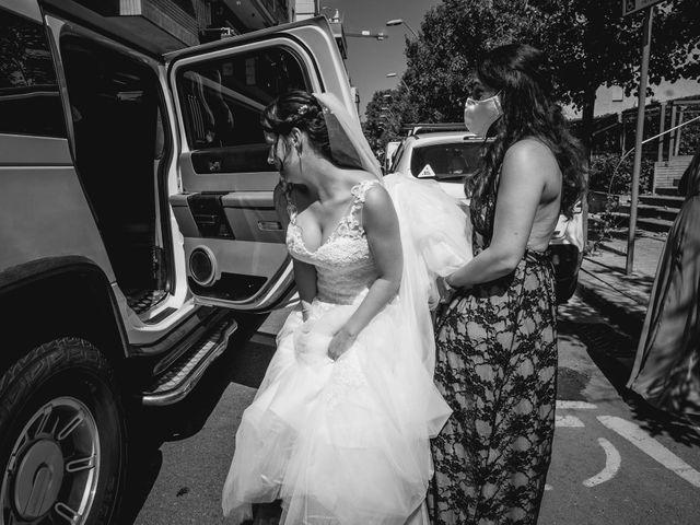 La boda de Daniel y Tamara en Sentmenat, Barcelona 21