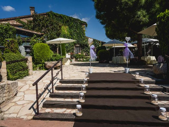 La boda de Daniel y Tamara en Sentmenat, Barcelona 22
