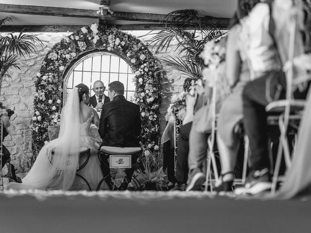 La boda de Daniel y Tamara en Sentmenat, Barcelona 30