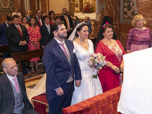 La boda de Miguel Ángel y Mari Trini en Sevilla, Sevilla 21