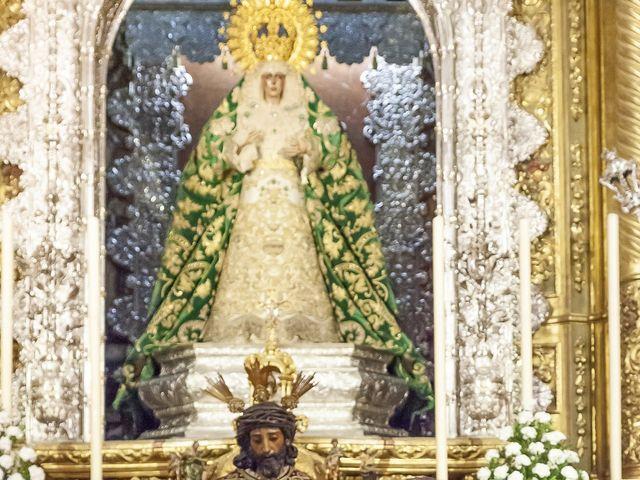 La boda de Miguel Ángel y Mari Trini en Sevilla, Sevilla 26