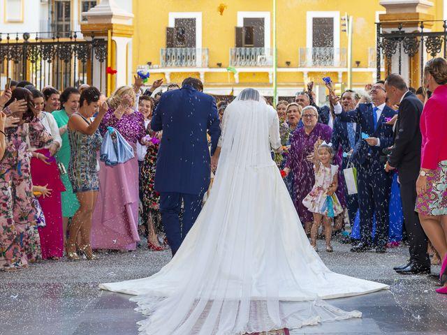 La boda de Miguel Ángel y Mari Trini en Sevilla, Sevilla 39