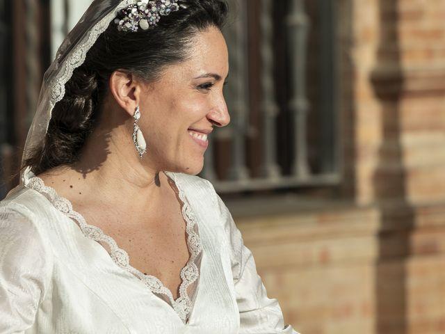 La boda de Miguel Ángel y Mari Trini en Sevilla, Sevilla 69