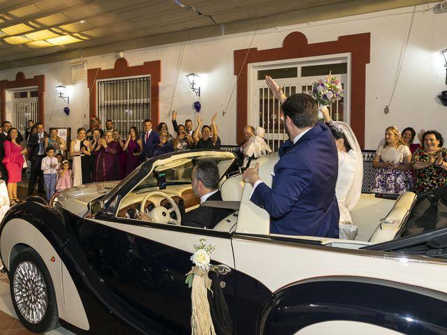 La boda de Miguel Ángel y Mari Trini en Sevilla, Sevilla 95