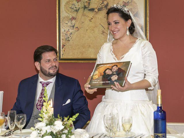 La boda de Miguel Ángel y Mari Trini en Sevilla, Sevilla 103