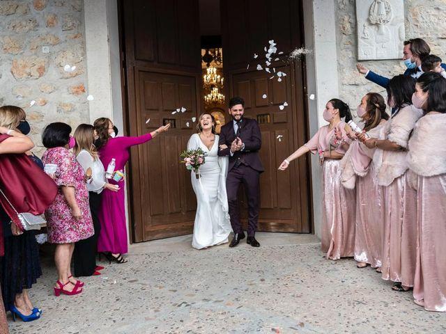 La boda de Geraldine  y Carlos