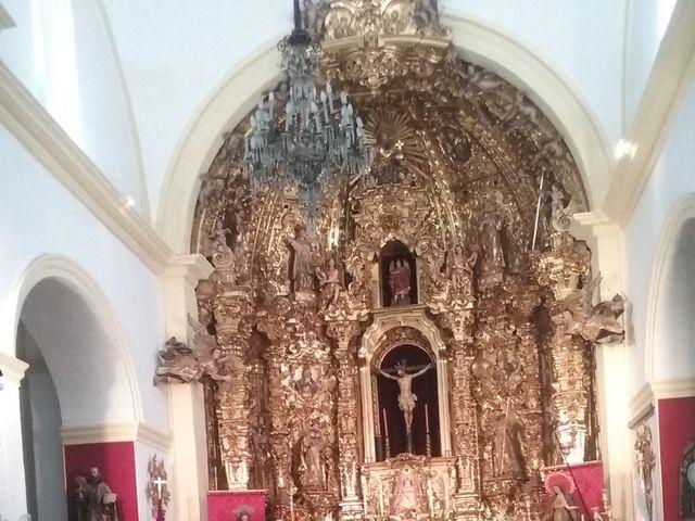 La boda de Jorge y Elvira en El Puerto De Santa Maria, Cádiz 7
