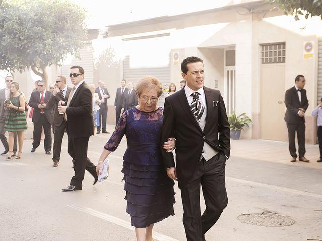 La boda de Vicente y Laura en Albal, Valencia 10