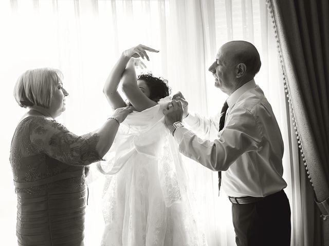 La boda de Vicente y Laura en Albal, Valencia 17