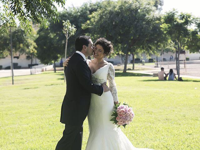 La boda de Vicente y Laura en Albal, Valencia 29