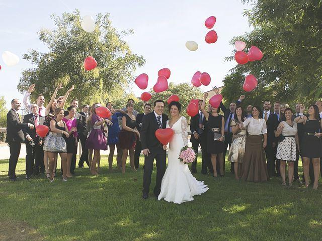 La boda de Vicente y Laura en Albal, Valencia 30